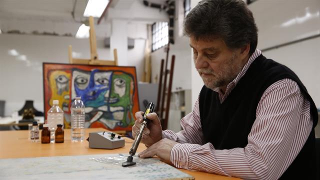Trastiendas: los oficios que no vemos y mantienen vivas las obras de los museos